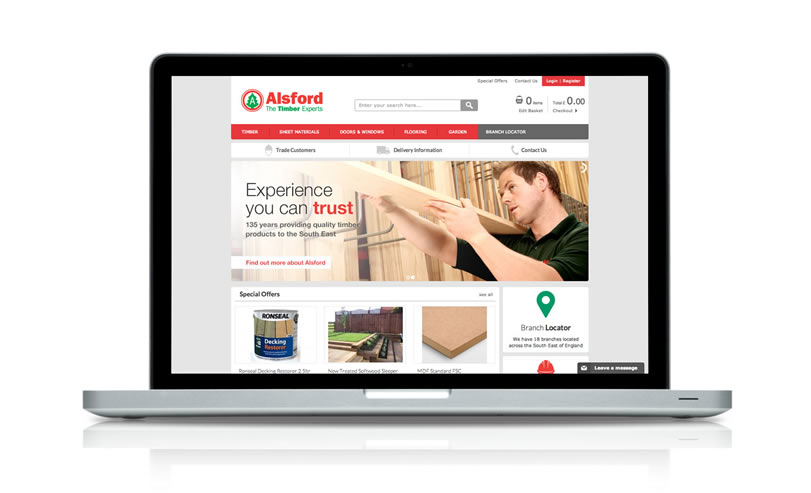 alsford-timber_ecommerce-website-laptop-home1
