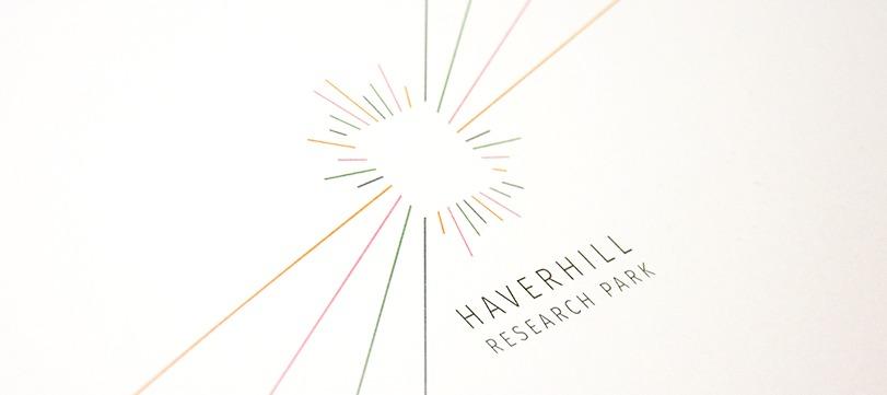 2.- Haverhill research park_logo in situ