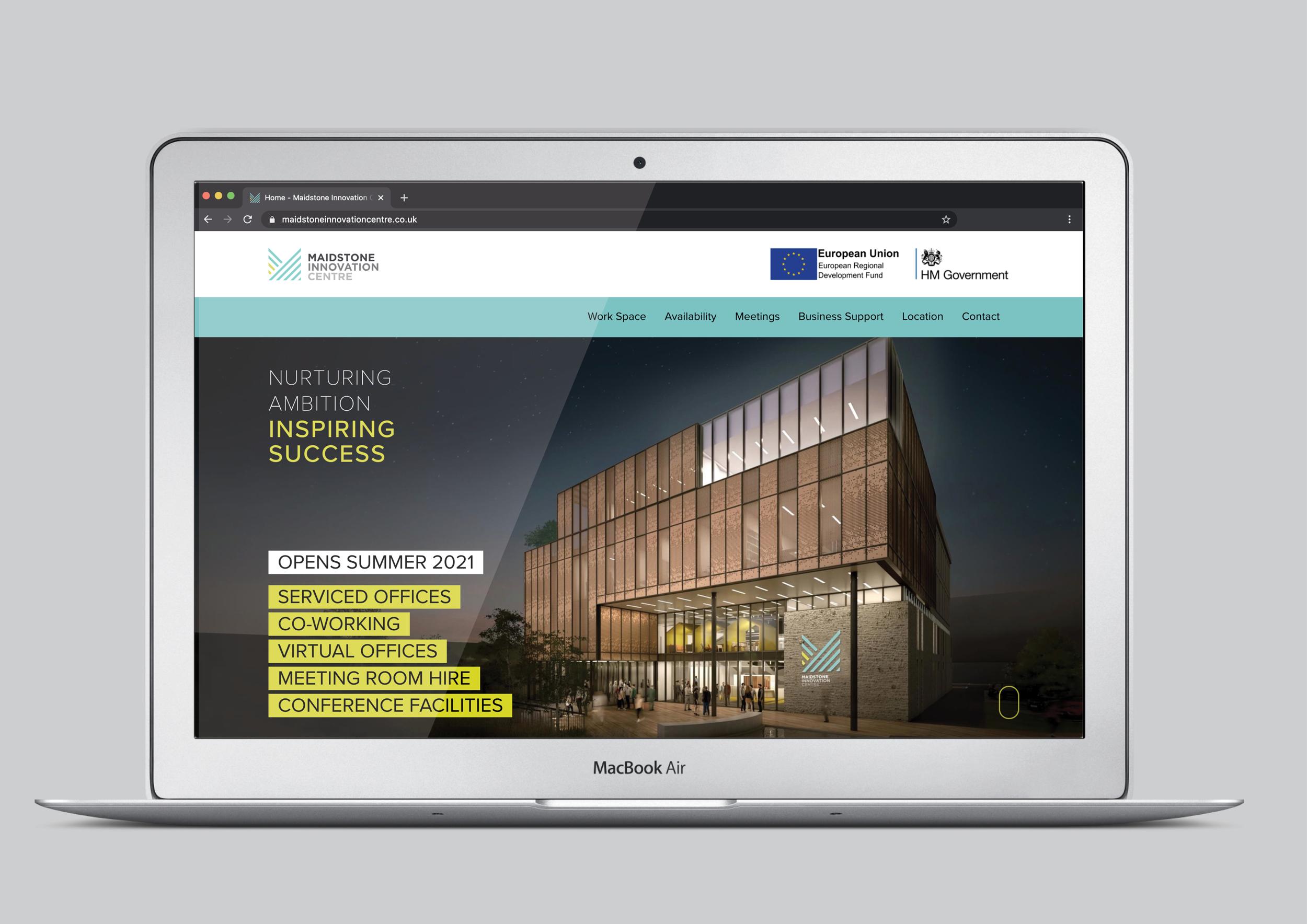 Maidstone website